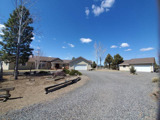 66360 Jericho Road, Bend, OR 97703 (MLS #220120918) :: The Ladd Group