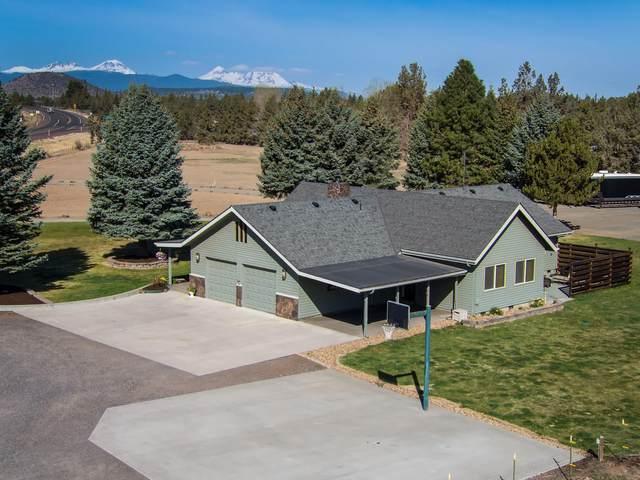 22160 Highway 20, Bend, OR 97701 (MLS #220120945) :: Fred Real Estate Group of Central Oregon