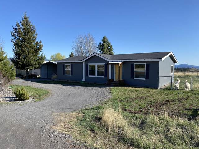 2560 Springwood Drive, Chiloquin, OR 97624 (MLS #220120948) :: Vianet Realty