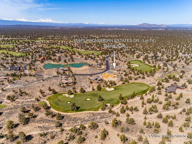 65970 Pronghorn Estates Drive Lot 74, Bend, OR 97701 (MLS #220120958) :: Team Birtola | High Desert Realty
