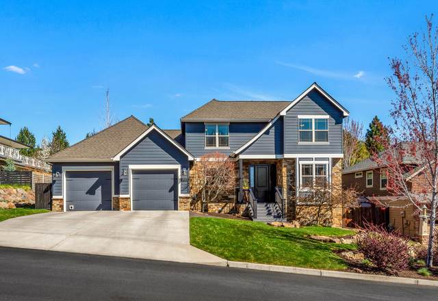 681 NW Powell Butte Loop, Bend, OR 97703 (MLS #220120966) :: Central Oregon Home Pros