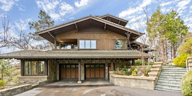 9870 Mt. Ashland Ski Road, Ashland, OR 97520 (MLS #220120972) :: Vianet Realty