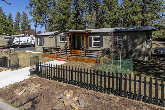 60974 Mcmullin Drive, Bend, OR 97702 (MLS #220121021) :: The Ladd Group