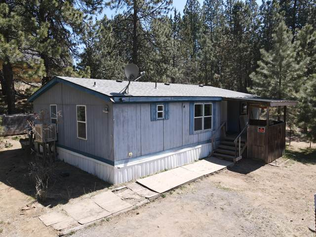 60390 Zuni Road, Bend, OR 97702 (MLS #220121022) :: The Ladd Group