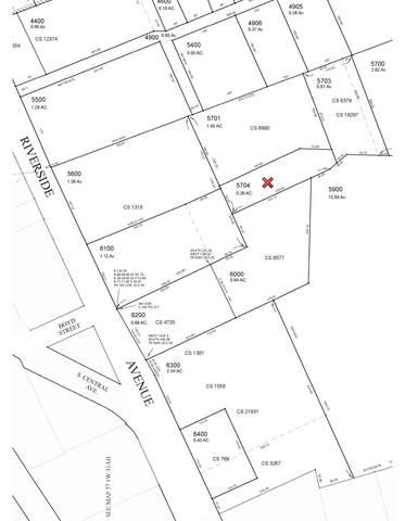 0 E Barnett Road, Medford, OR 97501 (MLS #220121201) :: FORD REAL ESTATE