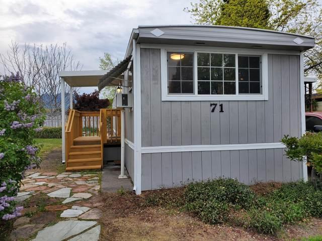 355 Colver Road Unit 71, Talent, OR 97540 (MLS #220121216) :: Top Agents Real Estate Company