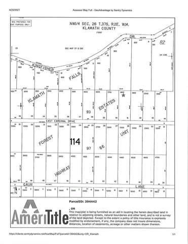 E Cardinal Drive Lot 41, Bonanza, OR 97623 (MLS #220121234) :: Keller Williams Realty Central Oregon