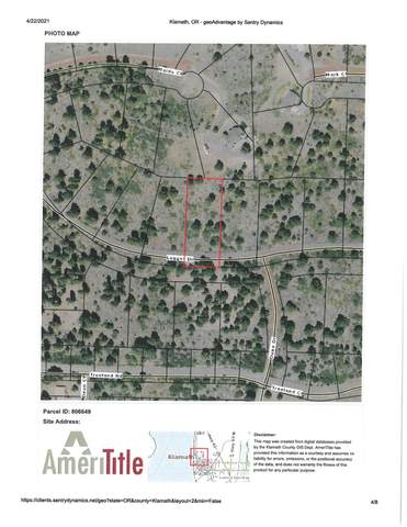 Legget Drive, Chiloquin, OR 97624 (MLS #220121330) :: Bend Relo at Fred Real Estate Group
