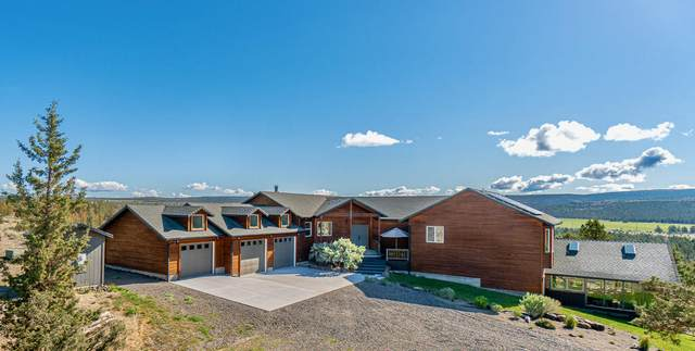 11416 SE View Top Lane, Prineville, OR 97754 (MLS #220121403) :: Vianet Realty