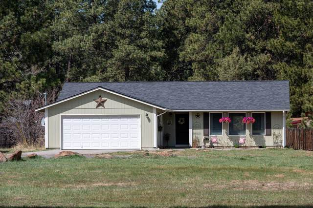 59805 Cheyenne Road, Bend, OR 97702 (MLS #220121630) :: Bend Relo at Fred Real Estate Group