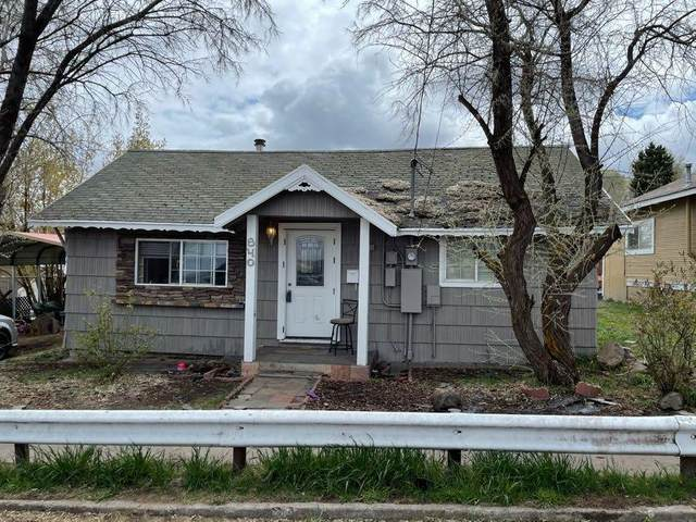 840 Upham Street, Klamath Falls, OR 97601 (MLS #220121663) :: Bend Relo at Fred Real Estate Group