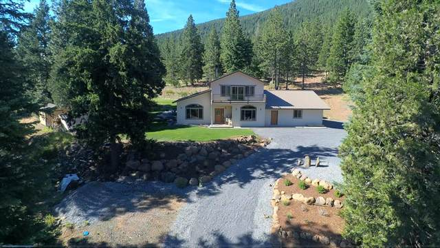 9760 Simpson Canyon Road, Klamath Falls, OR 97601 (MLS #220121674) :: Bend Relo at Fred Real Estate Group