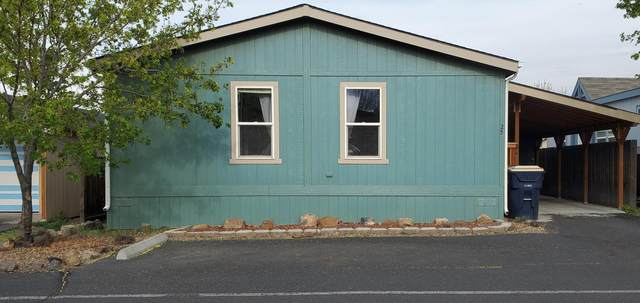 1201 SW 28th Street #25, Redmond, OR 97756 (MLS #220121696) :: Keller Williams Realty Central Oregon
