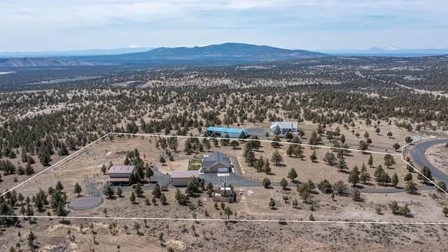10449 SE Ridge View Road, Prineville, OR 97754 (MLS #220121764) :: Central Oregon Home Pros