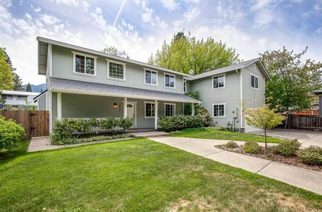 1151 Tolman Creek Road, Ashland, OR 97520 (MLS #220121788) :: Keller Williams Realty Central Oregon