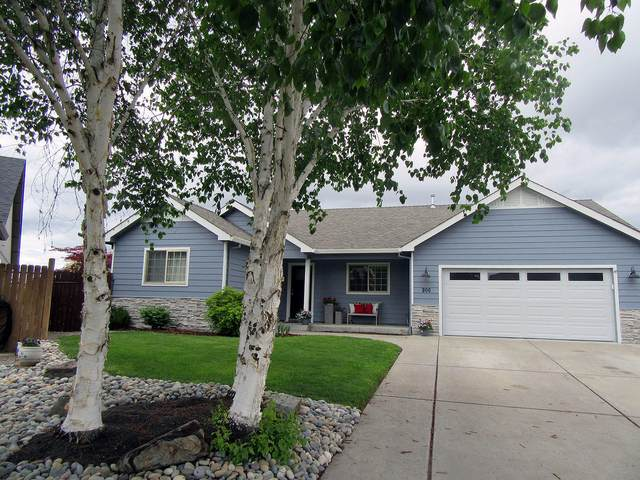 900 Pendleton Drive, Medford, OR 97501 (MLS #220121817) :: Bend Relo at Fred Real Estate Group
