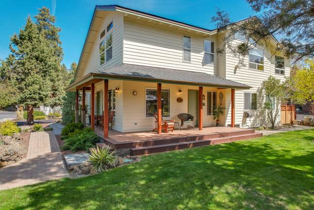 63090 Casey Place, Bend, OR 97703 (MLS #220121919) :: Team Birtola | High Desert Realty