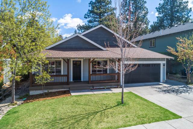2336 NW Summerhill Drive, Bend, OR 97703 (MLS #220121927) :: Bend Relo at Fred Real Estate Group