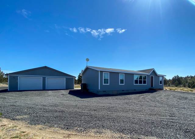 11368 SE Davis Loop, Prineville, OR 97754 (MLS #220121929) :: Bend Relo at Fred Real Estate Group