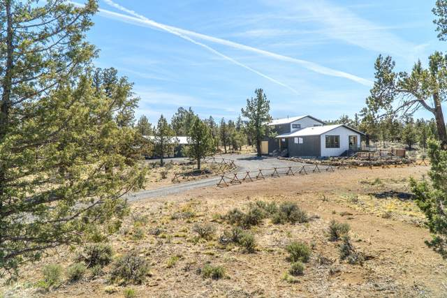 17445 Forked Horn Drive, Sisters, OR 97759 (MLS #220121931) :: Central Oregon Home Pros