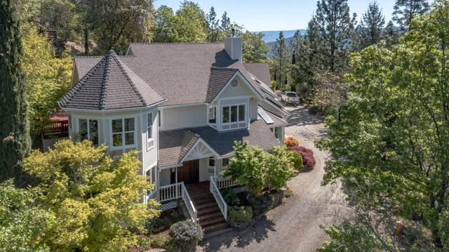 3110 Anderson Creek Road, Talent, OR 97540 (MLS #220121936) :: Bend Relo at Fred Real Estate Group