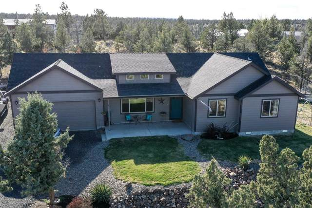 4369 SE Jerry Drive, Prineville, OR 97754 (MLS #220121939) :: Bend Relo at Fred Real Estate Group