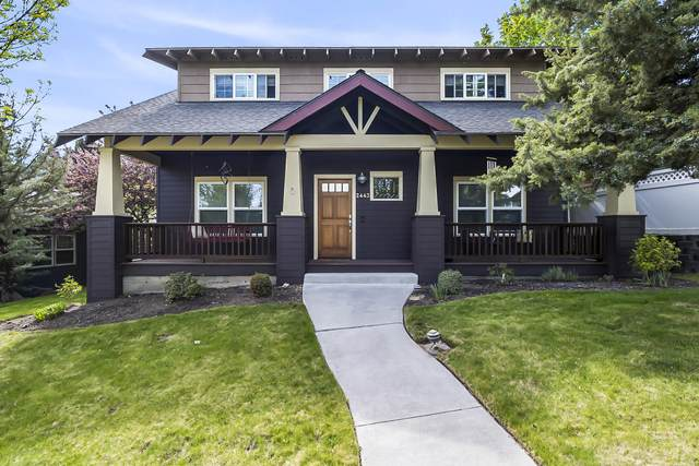2443 NW Awbrey Road, Bend, OR 97703 (MLS #220121948) :: Coldwell Banker Bain