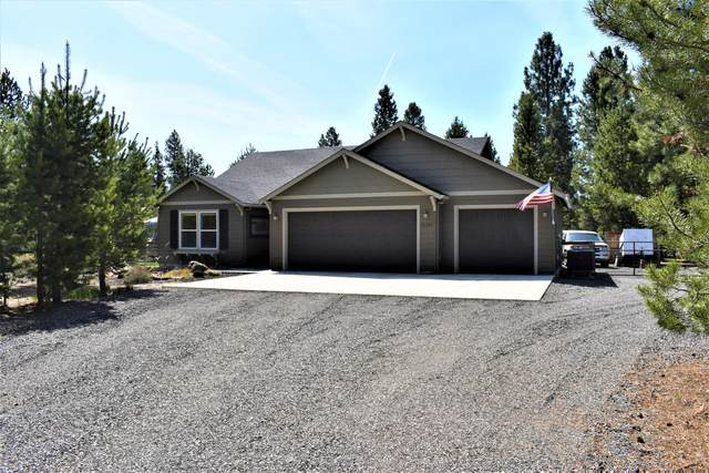 16121 Lava Drive, La Pine, OR 97739 (MLS #220121991) :: Bend Relo at Fred Real Estate Group