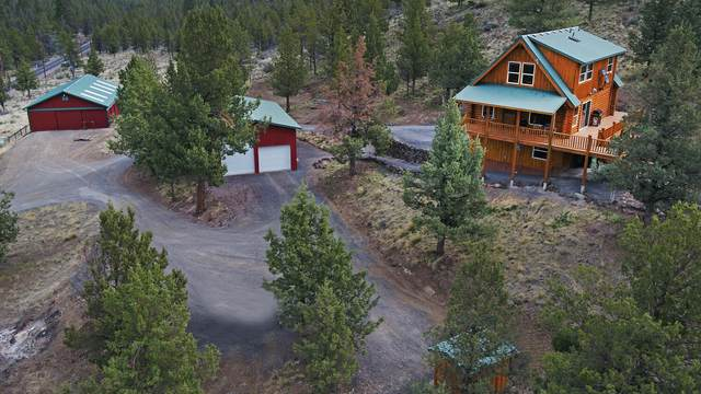 70700 Holmes Road, Sisters, OR 97759 (MLS #220122002) :: Central Oregon Home Pros