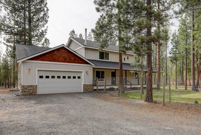 153520 Twilla Court, La Pine, OR 97739 (MLS #220122014) :: Berkshire Hathaway HomeServices Northwest Real Estate