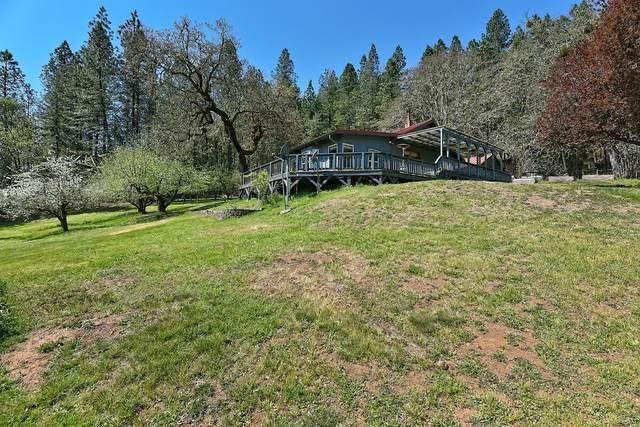 600 Devils Knob Road, Tiller, OR 97484 (MLS #220122053) :: Berkshire Hathaway HomeServices Northwest Real Estate