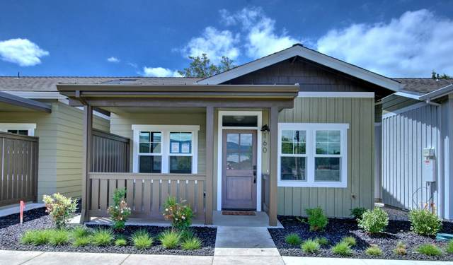 160 Mountain View Drive, Ashland, OR 97520 (MLS #220122063) :: The Ladd Group