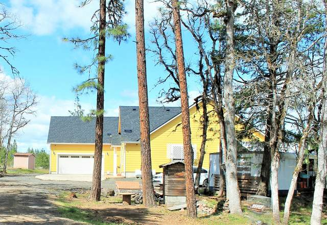 13268 Butte Falls Hwy Highway, Butte Falls, OR 97522 (MLS #220122069) :: Coldwell Banker Bain