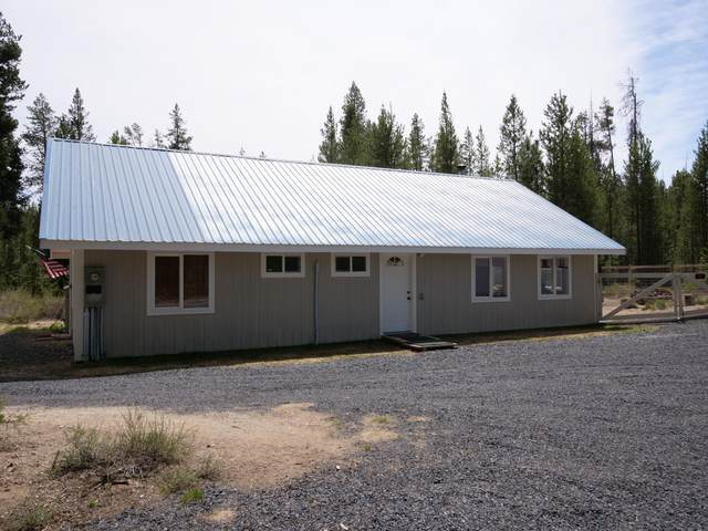 132860 Hwy 97, Crescent, OR 97733 (MLS #220122099) :: Central Oregon Home Pros