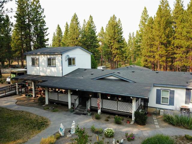 36785 Hwy 97, Chiloquin, OR 97624 (MLS #220122191) :: The Ladd Group