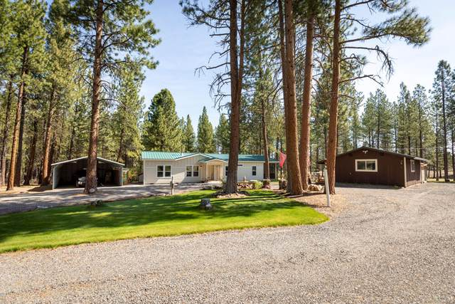 9660 Sprague River Hwy, Chiloquin, OR 97624 (MLS #220122195) :: The Ladd Group