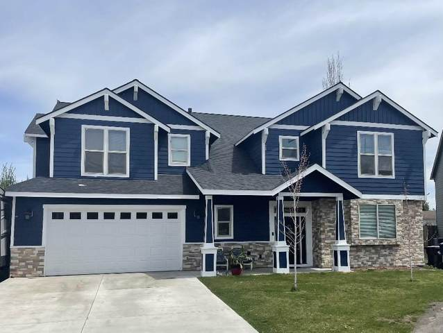2222 NE Nez Perce Court, Redmond, OR 97756 (MLS #220122277) :: Bend Relo at Fred Real Estate Group