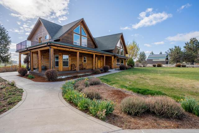 18830 Tumalo Reservoir Road, Bend, OR 97703 (MLS #220122305) :: Top Agents Real Estate Company