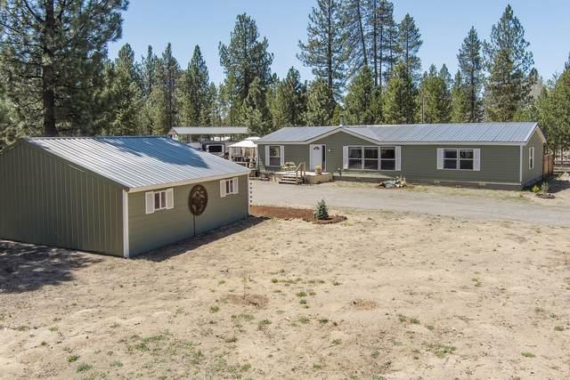 1334 Hackett Drive, La Pine, OR 97739 (MLS #220122401) :: Vianet Realty