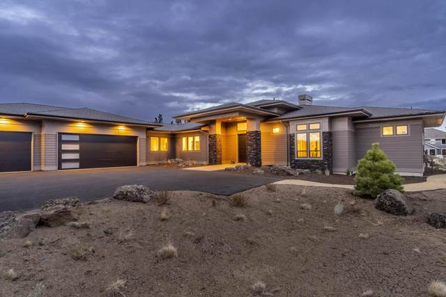 61720 Hosmer Lake Drive, Bend, OR 97702 (MLS #220122449) :: The Ladd Group