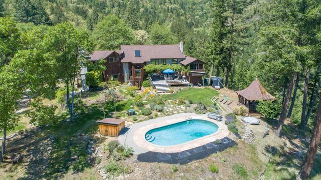 1000 Morton Way, Jacksonville, OR 97530 (MLS #220122455) :: The Ladd Group