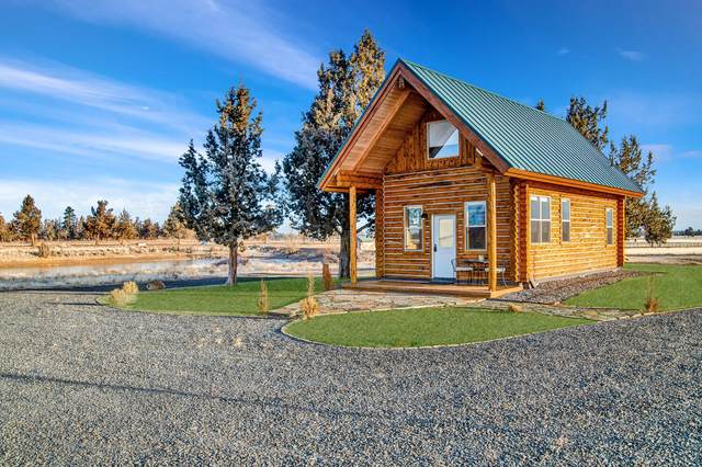 68590 George Cyrus Road, Sisters, OR 97759 (MLS #220122624) :: The Ladd Group