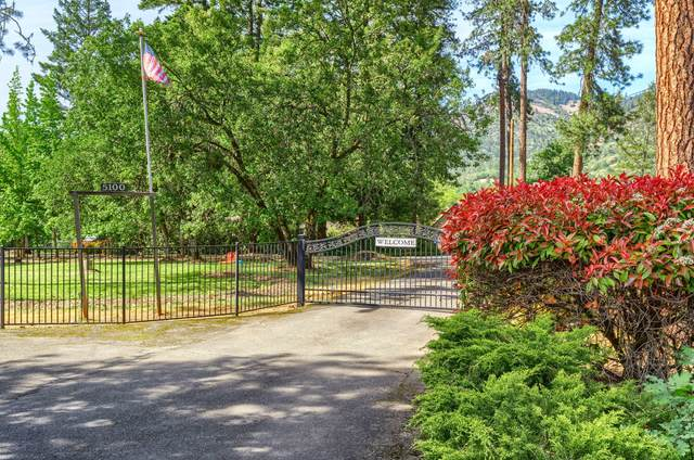 5100 Rogue River, Grants Pass, OR 97527 (MLS #220122692) :: The Ladd Group