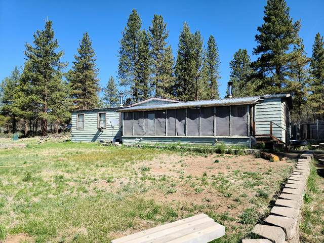 23625 Rosewood Drive, Chiloquin, OR 97624 (MLS #220122788) :: The Ladd Group
