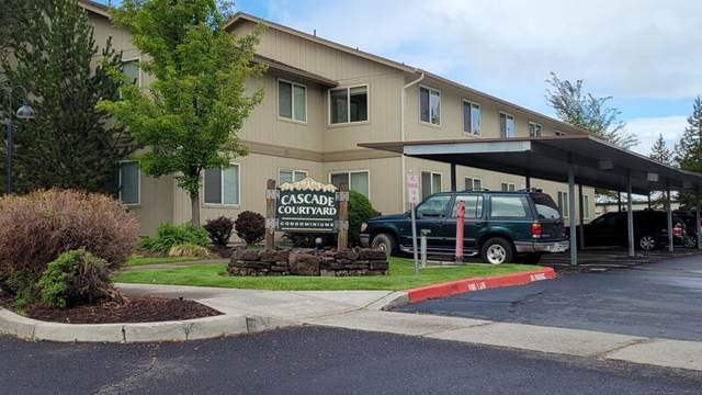 1015 SE 4th Street #10, Bend, OR 97702 (MLS #220123466) :: Coldwell Banker Bain