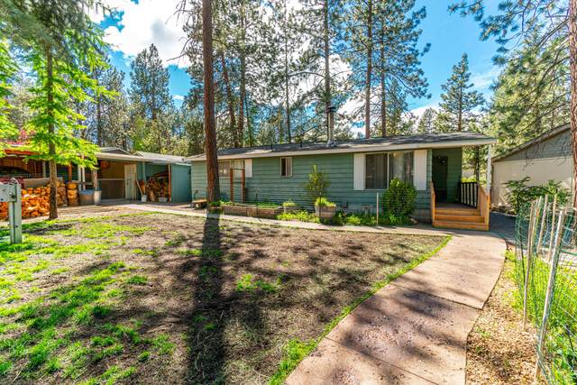 60901 Mcmullin Drive, Bend, OR 97702 (MLS #220123490) :: Coldwell Banker Bain