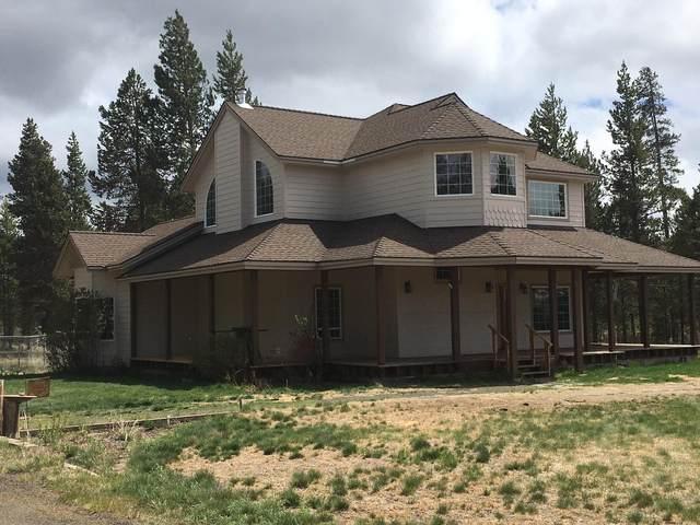 52640 Huntington Road, La Pine, OR 97739 (MLS #220123854) :: The Ladd Group