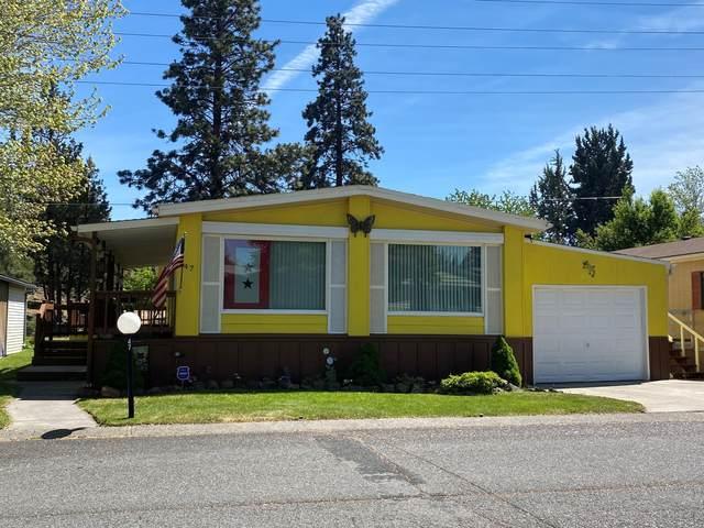 1001 SE 15th Street #47, Bend, OR 97702 (MLS #220123871) :: Chris Scott, Central Oregon Valley Brokers