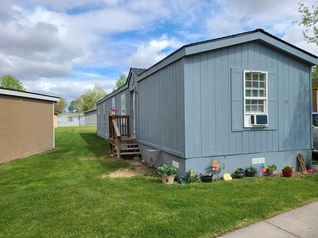 528 NW 17th Street #35, Redmond, OR 97756 (MLS #220123963) :: Schaake Capital Group