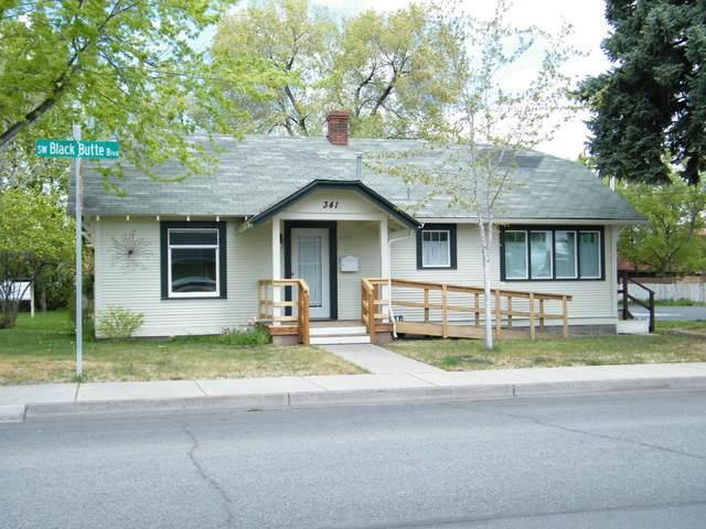 341 SW Black Butte Boulevard, Redmond, OR 97756 (MLS #220123972) :: Chris Scott, Central Oregon Valley Brokers